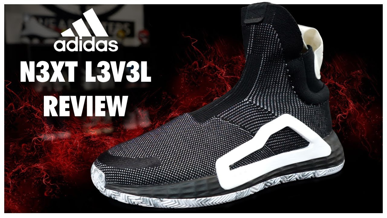 Disco espalda latitud  adidas NEXT LEVEL | Detailed Look and Review - WearTesters