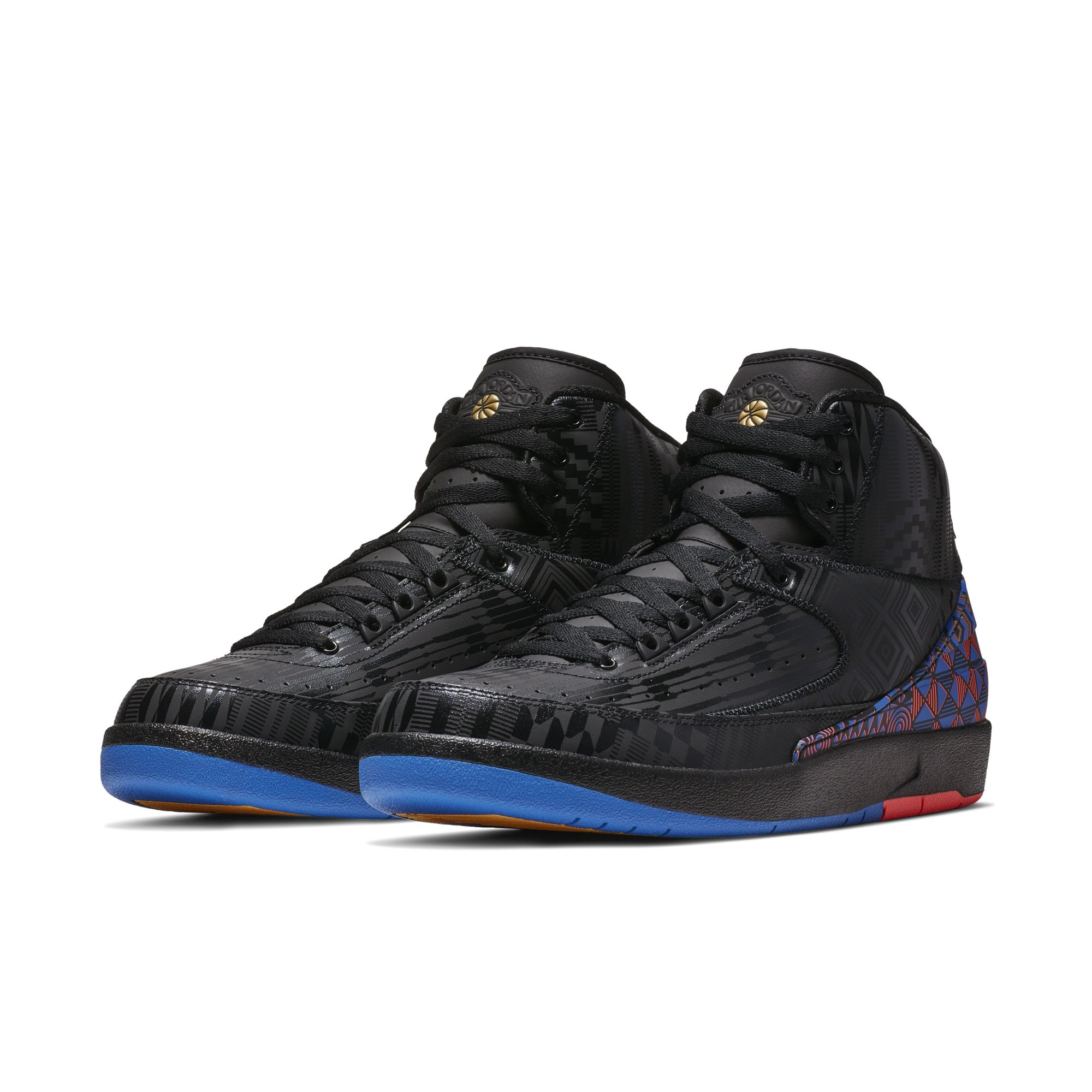 buy online 8de33 98074 A Black History Month Colorway for the Air Jordan 2 Retro is ...