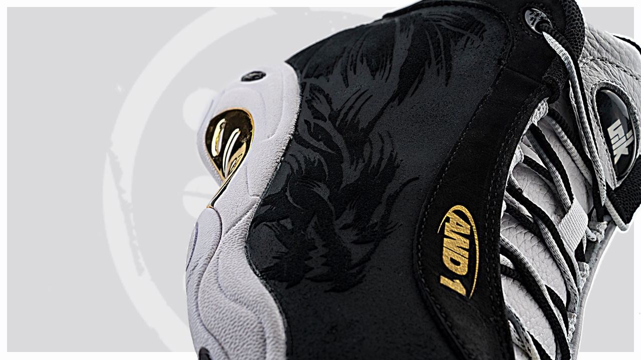 Unik Teams up with AND1 for This China Exclusive Tai Chi