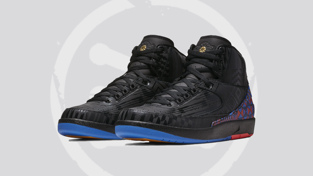 buy online d9113 5f327 A Black History Month Colorway for the Air Jordan 2 Retro is ...