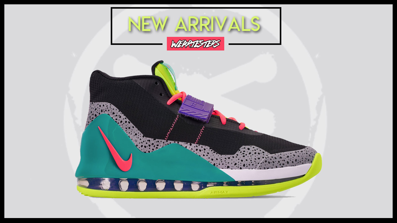 size 40 66c37 7baea Anthony Davis' NBA Media Day Nike Air Force Max is Available ...