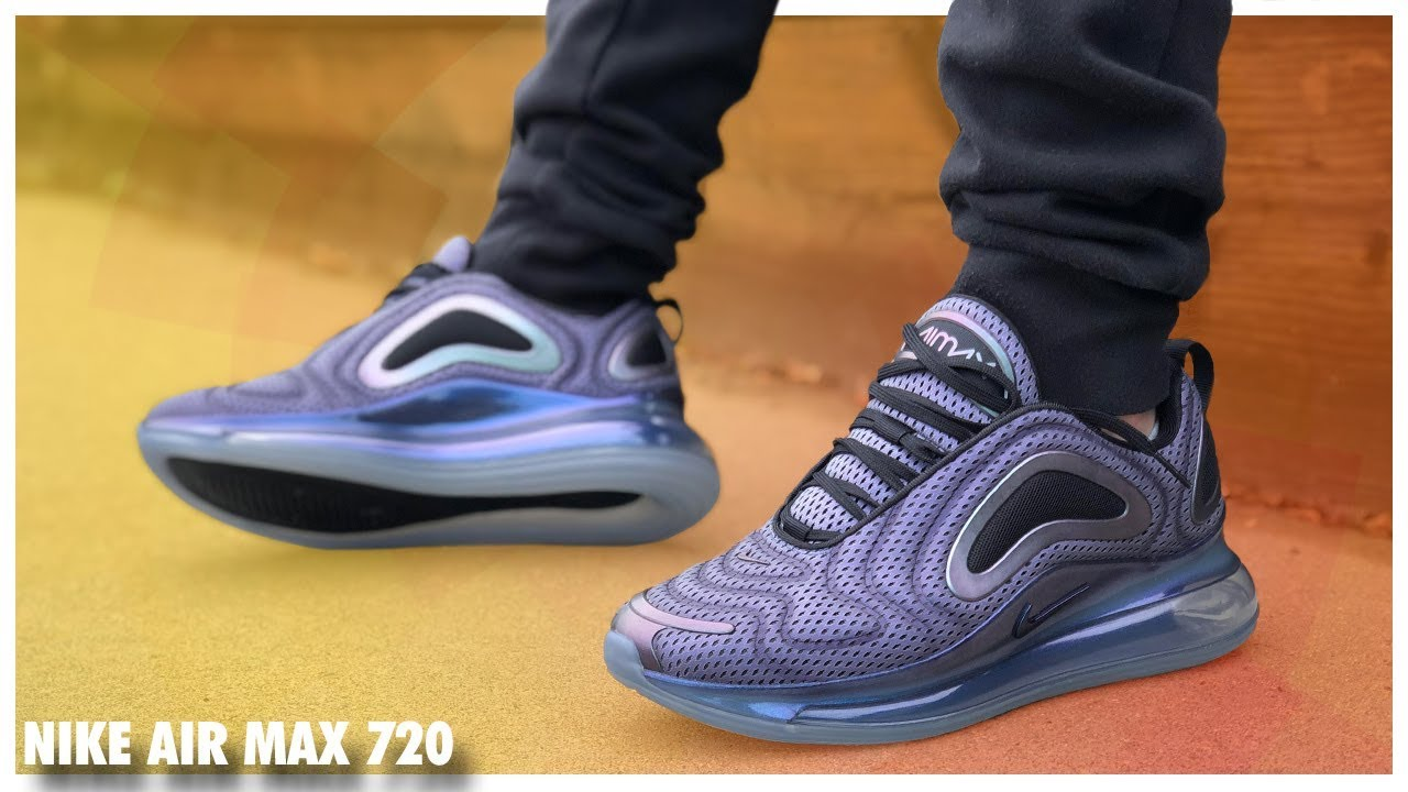 Nike Air Max 720 Detailed Look And Review Weartesters