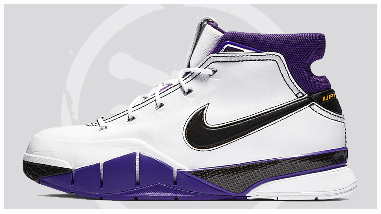 Kobe 1 Protro An Official Look at the Nike Kobe 1 Protro '81 Points' - WearTesters