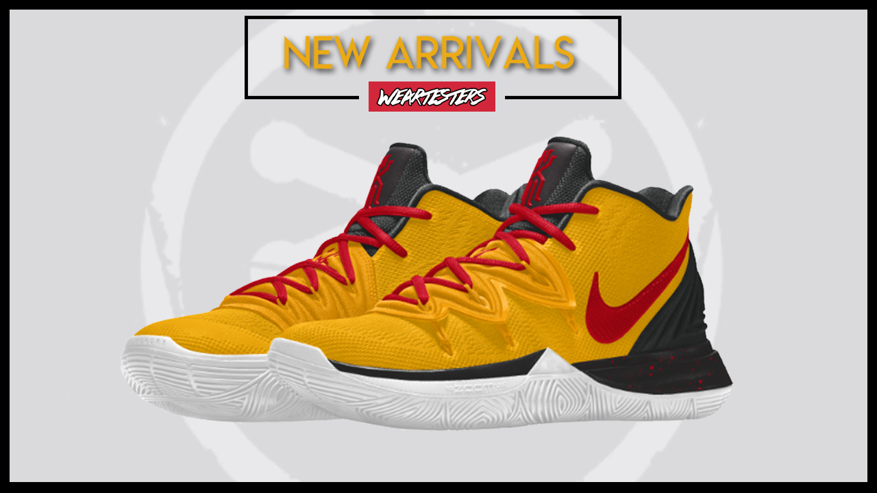 best service 8d910 41fbc The Nike Kyrie 5 is Now Available for Customization on ...
