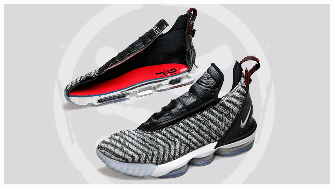 The Nike Lebron Ambassador VIII Deconstructed WearTesters