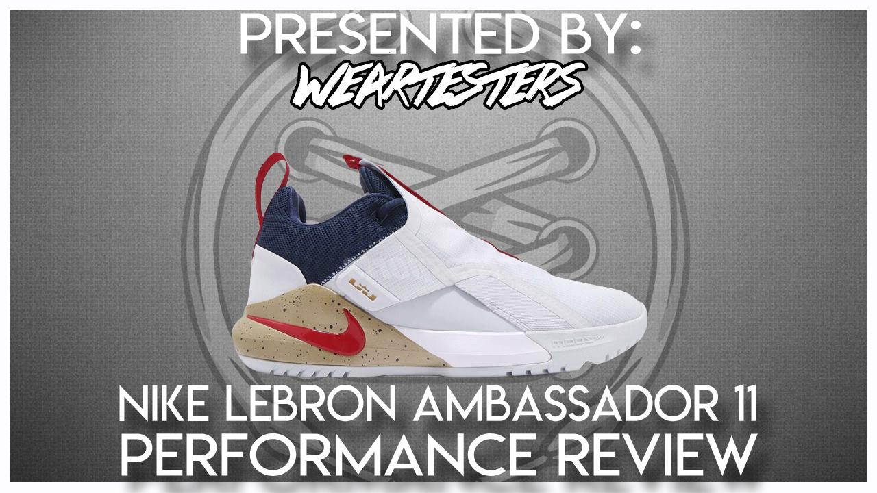 Nike LeBron Ambassador 1 1 Performance Review | Stanley T