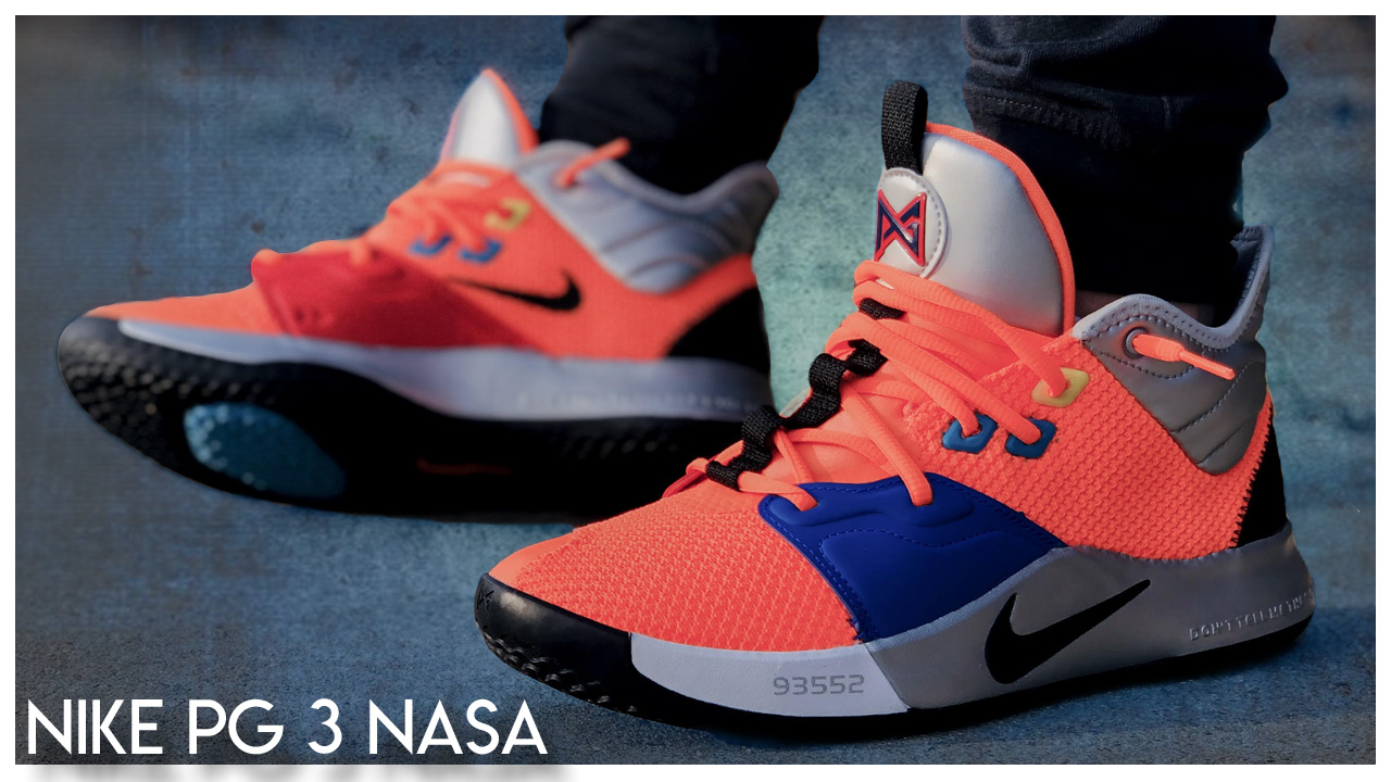 Nike Look Pg3 'nasa'detailed And F7yb6gmiyv Review Weartesters kXZuiP