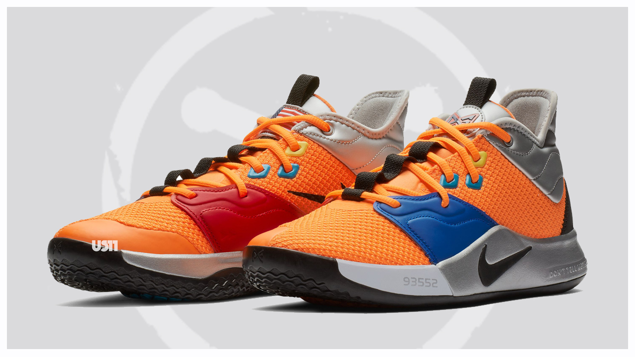 Our Best Look Yet at the Nike PG3 'NASA' - WearTesters