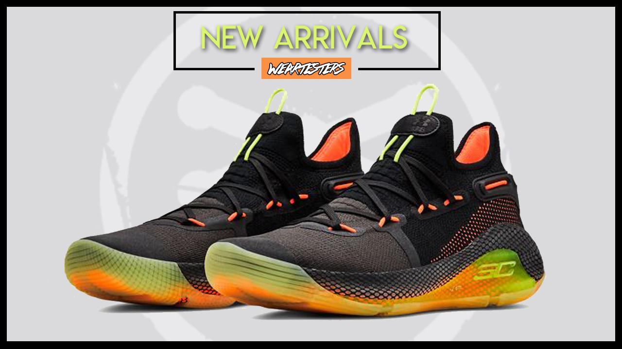 hot sale online 60de1 5b722 The Under Armour Curry 6 'Fox Theater' is Available Now ...