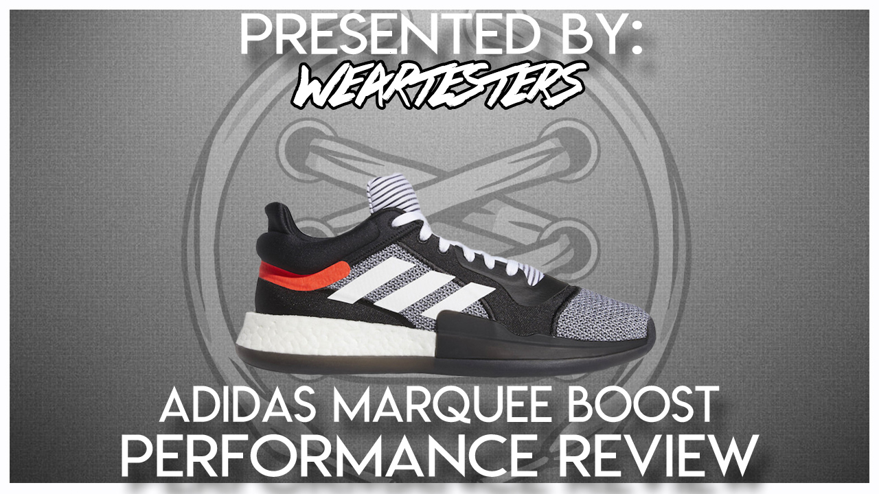 adidas Marquee Boost Performance Review - WearTesters