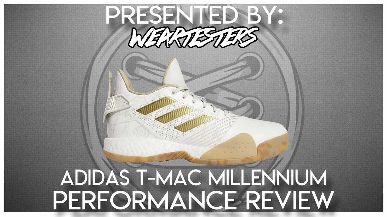 Problema Corteza músico  adidas T-Mac Millennium Performance Review - WearTesters