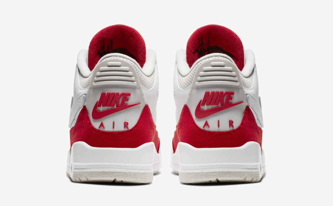 An Official Look at the Air Jordan 3 Tinker in 'White