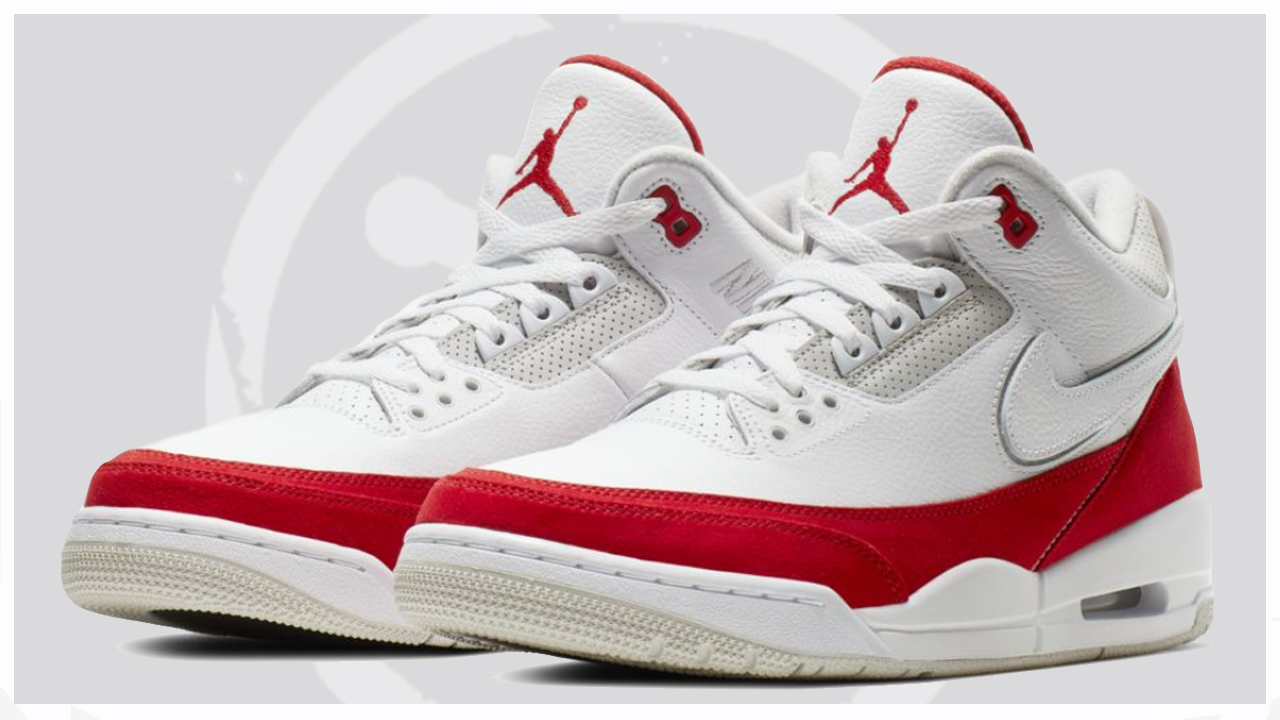 new style 798ad 868d8 An Official Look at the Air Jordan 3 Tinker in 'White ...