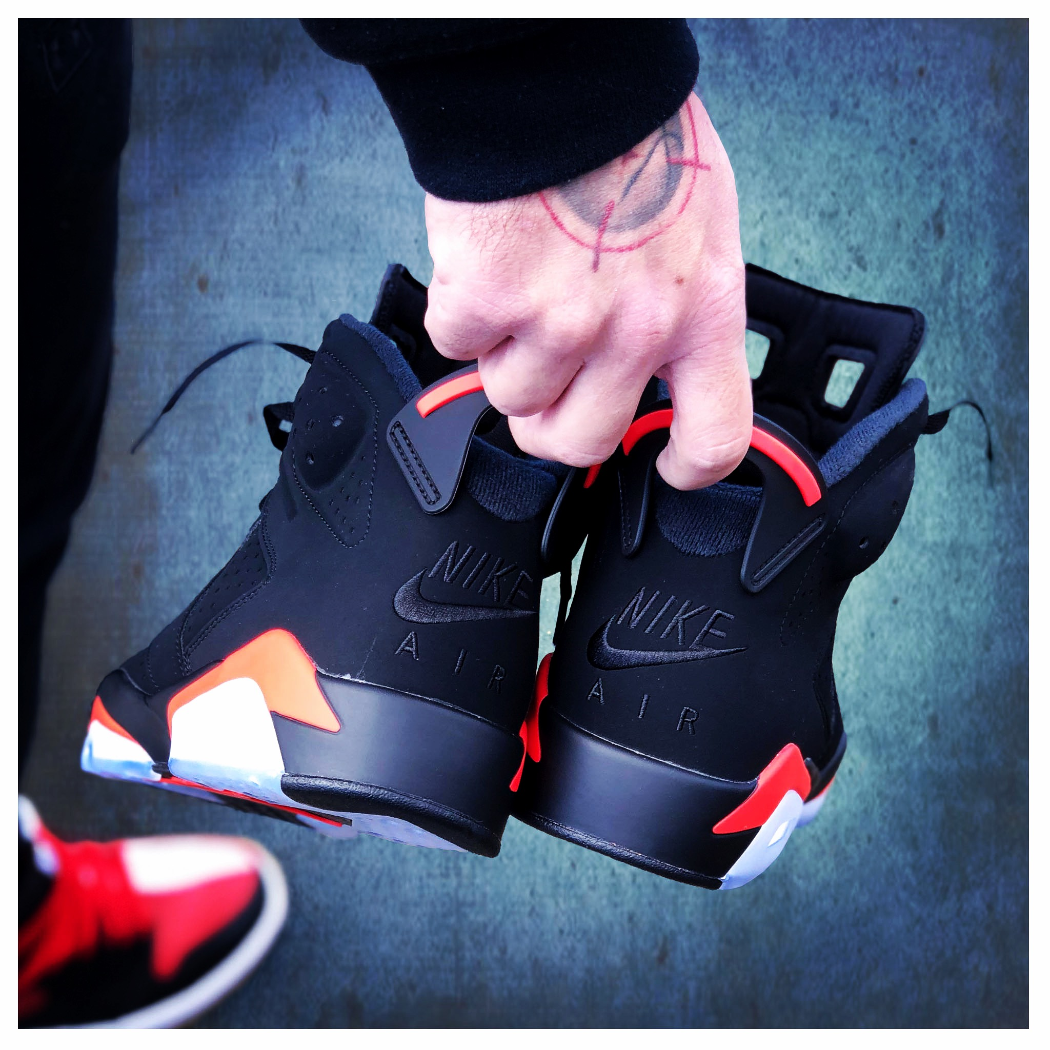 size 40 43031 2ee64 Air Jordan 6 'Infrared' 2019 | Detailed Look and Review ...