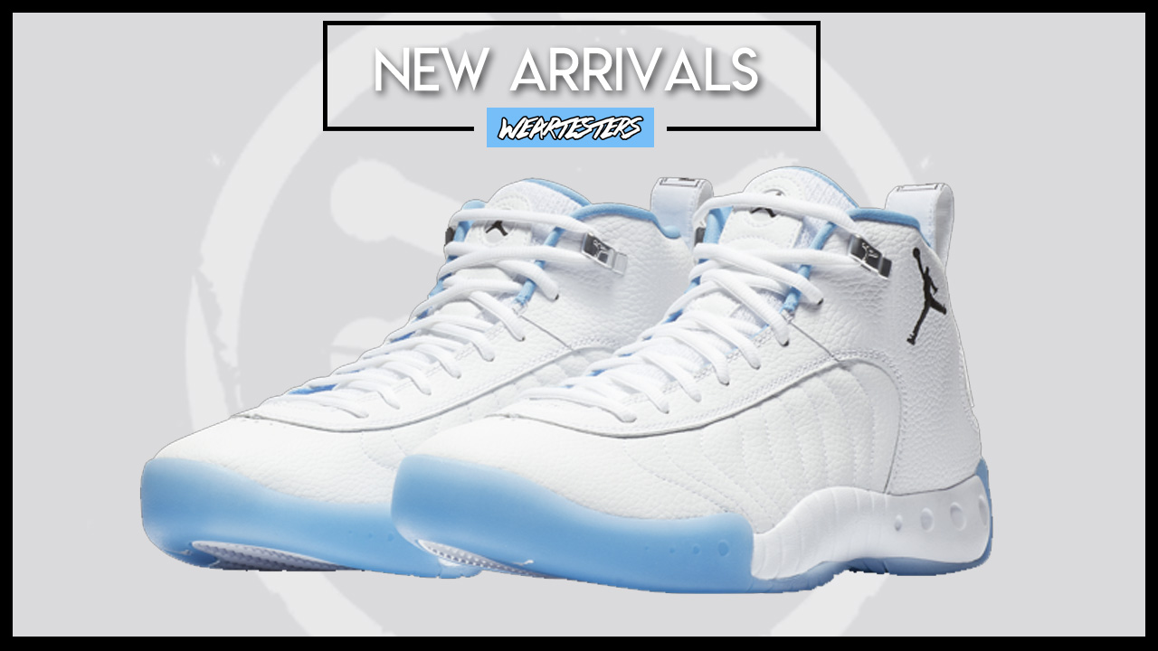 sports shoes b56b9 efe5a The Jordan Jumpman Pro Retro Appears in a Brand New UNC ...