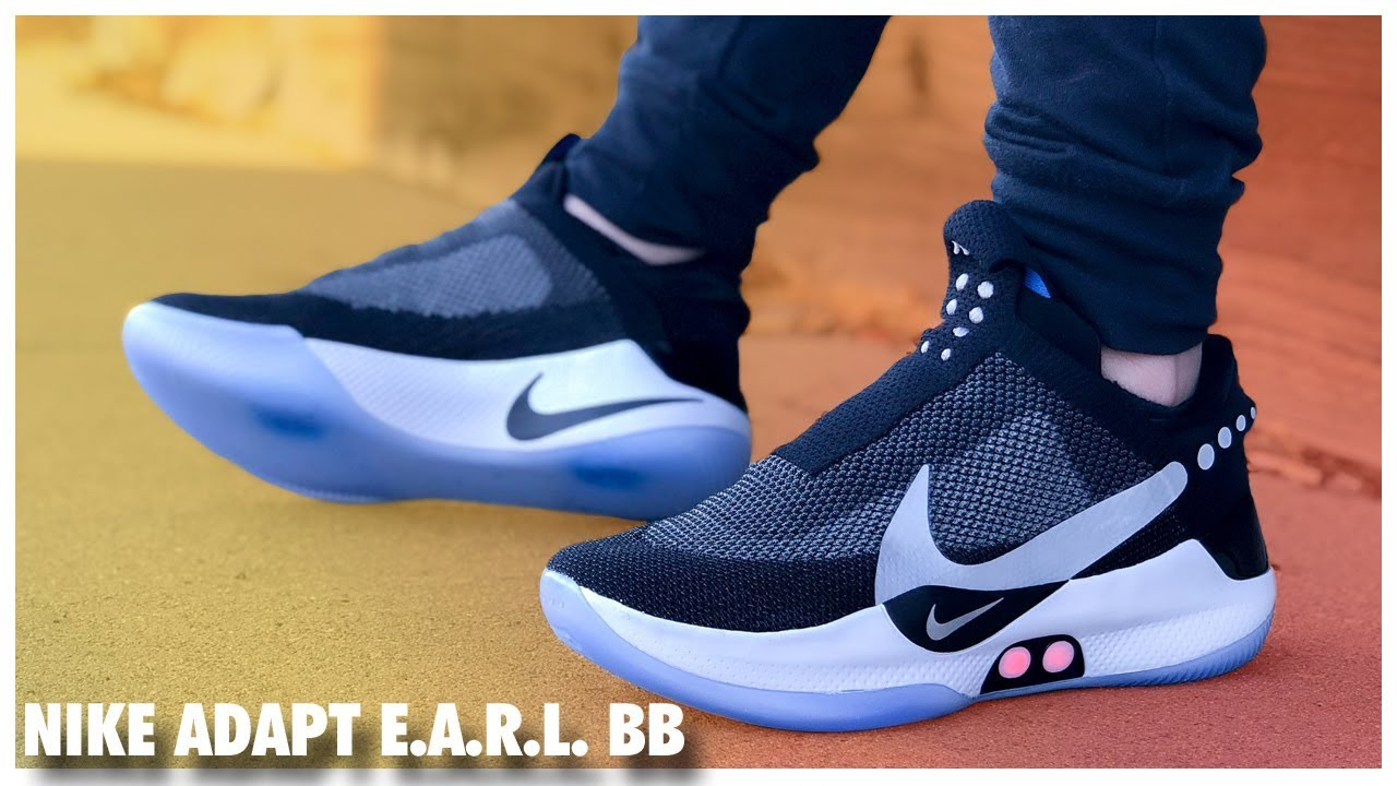 Nike Adapt BB | Detailed Look and