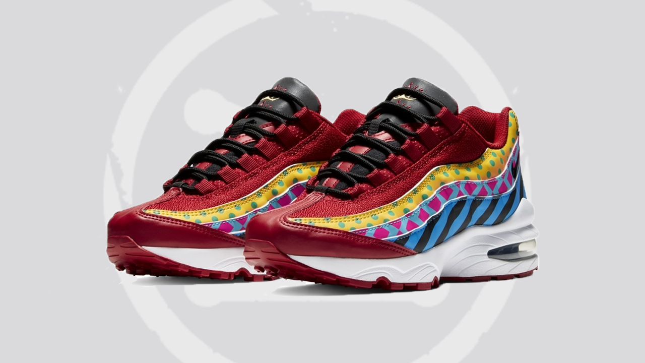 A Bright Colorway of the Nike Air Max 95 is Coming Soon