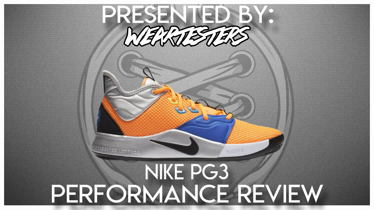 Nike PG3 Performance Review | Jalique