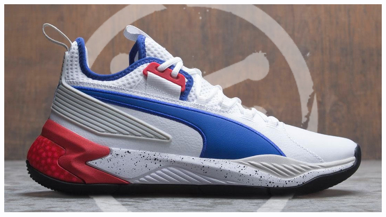 Puma-Uproar-White-Red-Blue