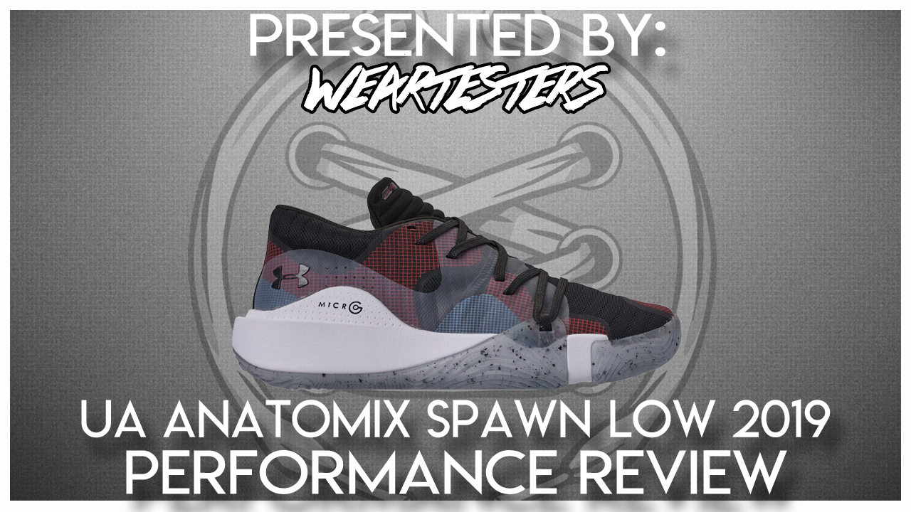 5caa19e5fcefc Under Armour Anatomix Spawn Low 2019 Performance Review - WearTesters