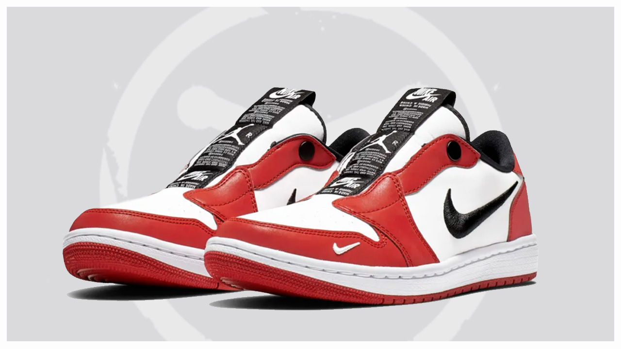 super popular fef59 48548 Women's Air Jordan 1 Low Slip 'Chicago' - WearTesters