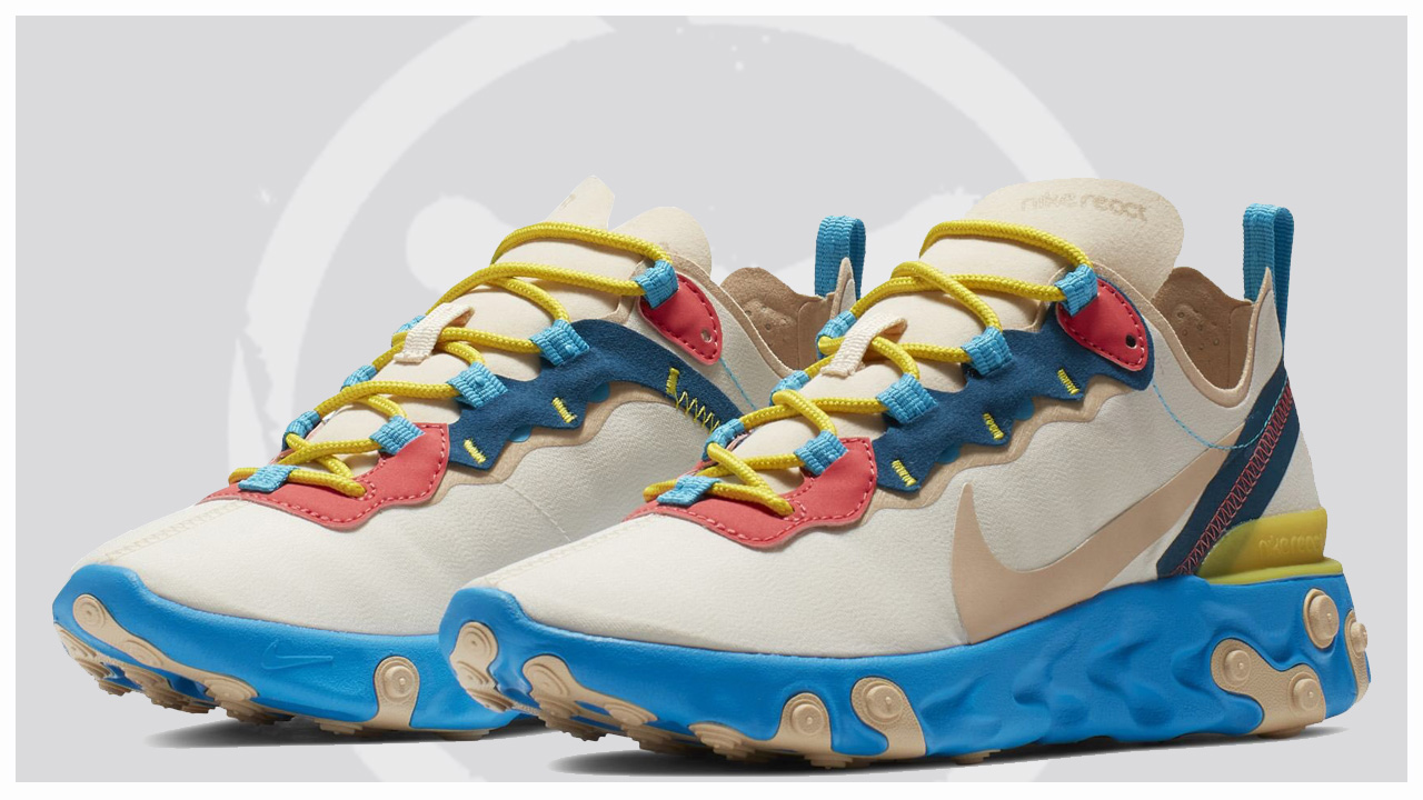 another chance best authentic top brands This Bold Nike React Element 55 Colorway Is Coming Soon For ...