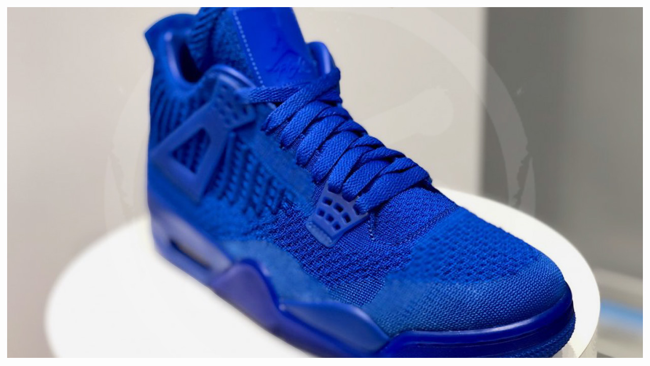 buy popular 022b0 65eef A First Look at the Air Jordan 4 Flyknit - WearTesters