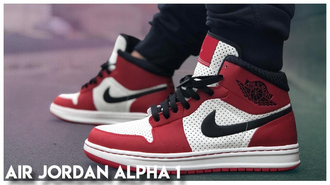 A Look Back at the Air Jordan Alpha 1