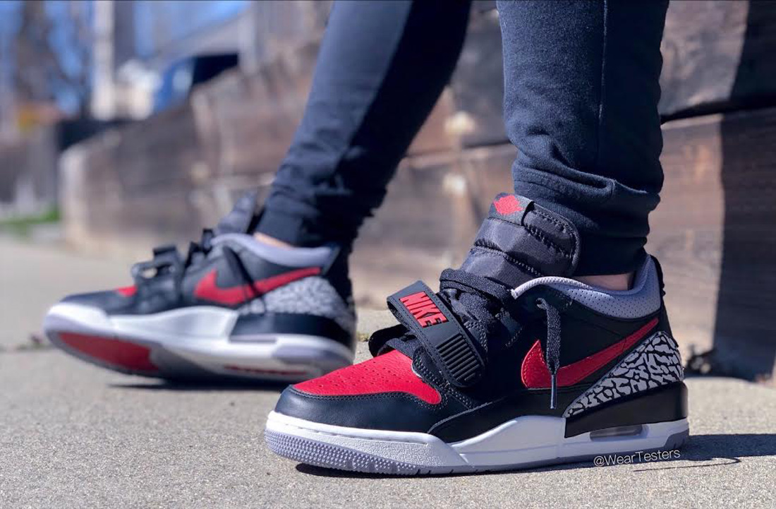 Air Jordan Legacy 312 Low Review On Feet WearTesters