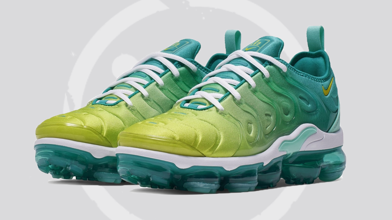 buy online 82fad f98ff Check out this Easter-themed Nike Air Vapormax Plus ...
