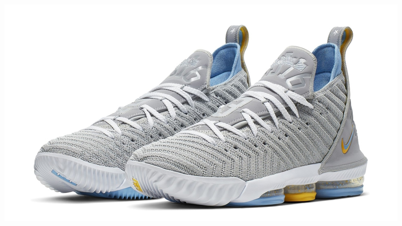 best value 56ddb fe34d The Nike LeBron 16 to Release in a MPLS Edition - WearTesters