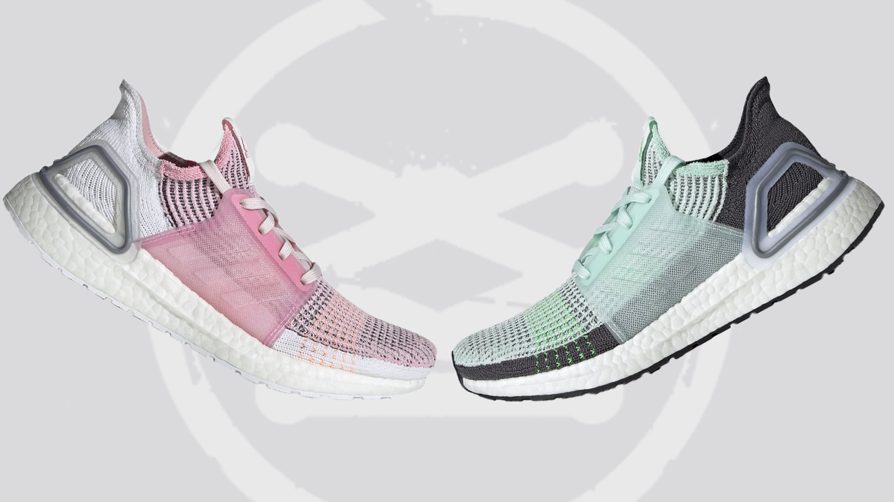 Two New adidas Ultra Boost 19 Colorways