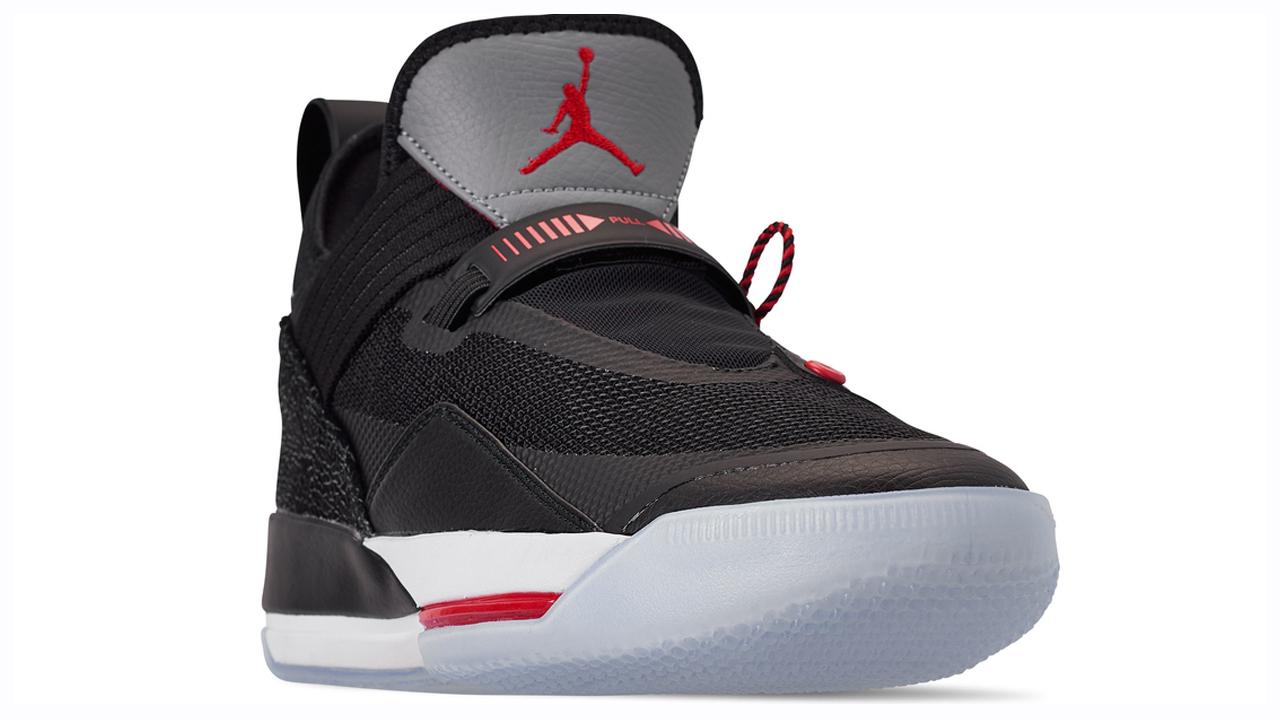 Upcoming Air Jordan 33 SE 'Black/Cement