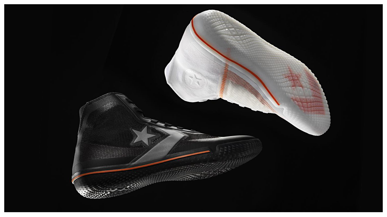 Converse Returns to its Performance Basketball Roots with