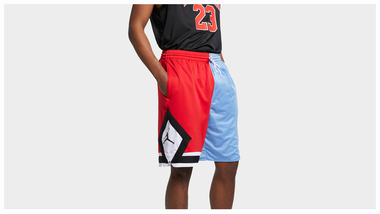 Jordan DNA Shorts Pay Tribute to MJ's Days as a Tar Heel and ...