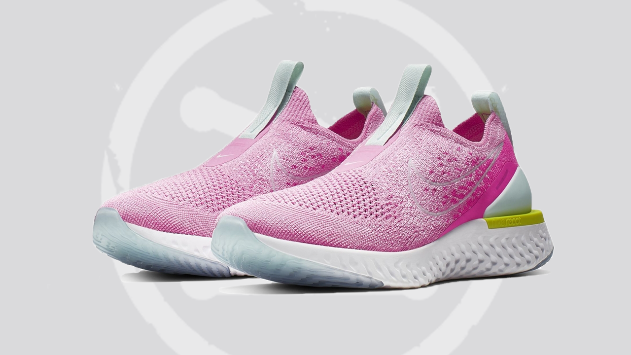 Tahití máscara Gama de  This Nike Epic Phantom React Flyknit Just Pops - WearTesters