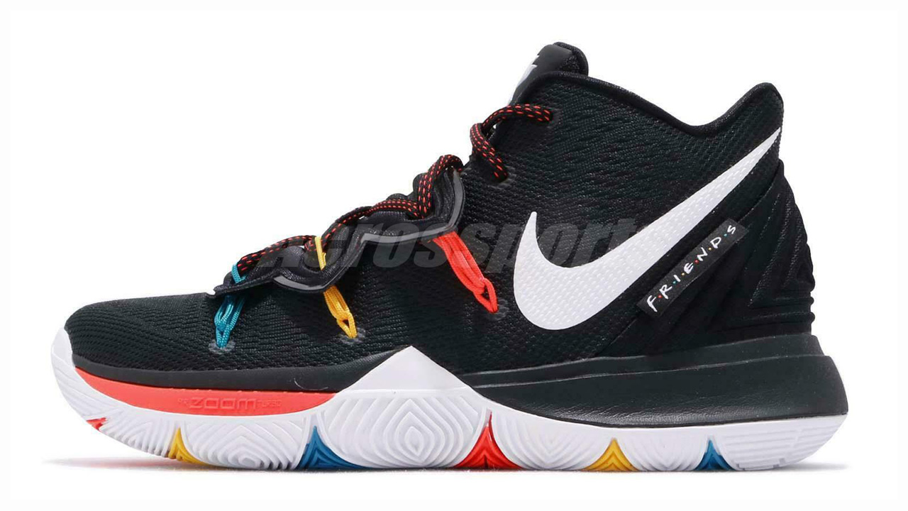 The Nike Kyrie 5 'Friends' is Available