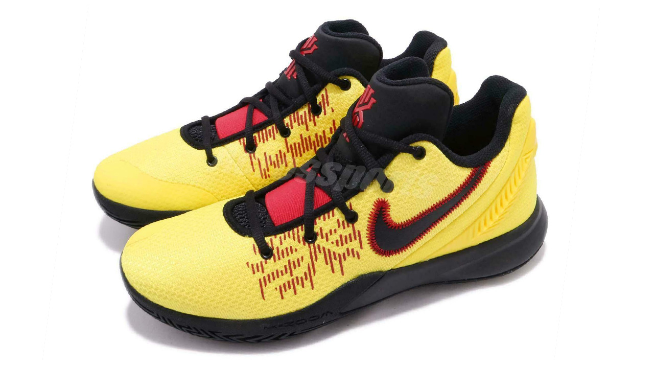 premium selection b11b0 6a150 There is Now a Nike Kyrie Flytrap 2 'Bruce Lee' - WearTesters