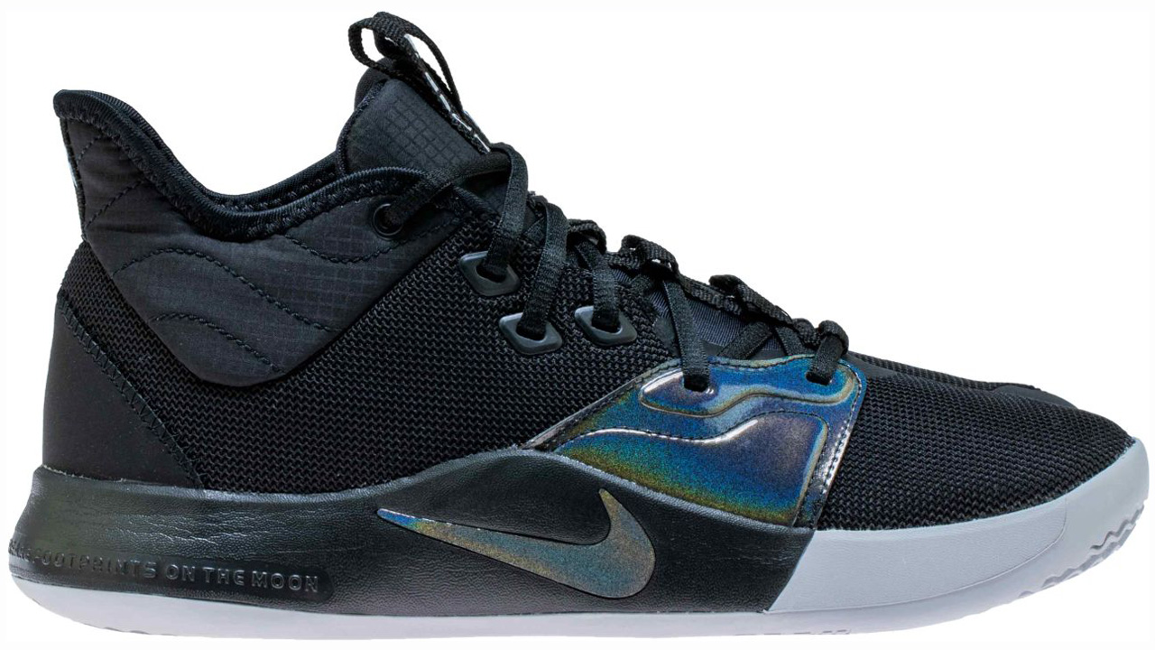 The Nike PG 3 Adds Iridescent Detailing