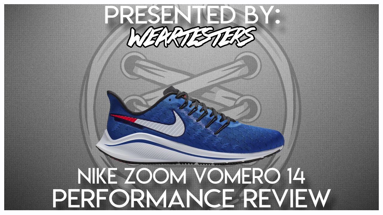 nike vomero 14 review