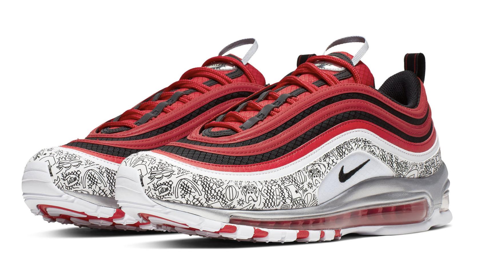 FoxBookerAnd Get Personalized Sneakers Take On Classic Tatum vm8OnyN0w