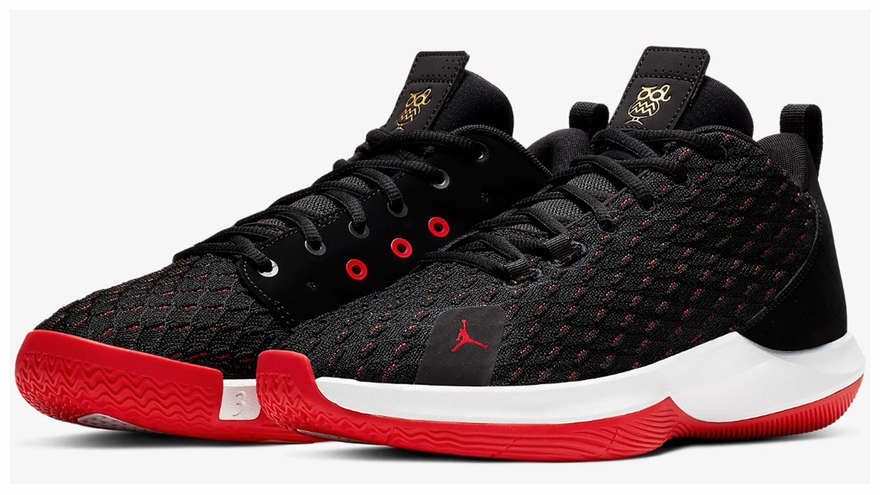 big sale 10da5 749cd Chris Paul's Jordan CP3.12 is Available Now in Black/Red ...
