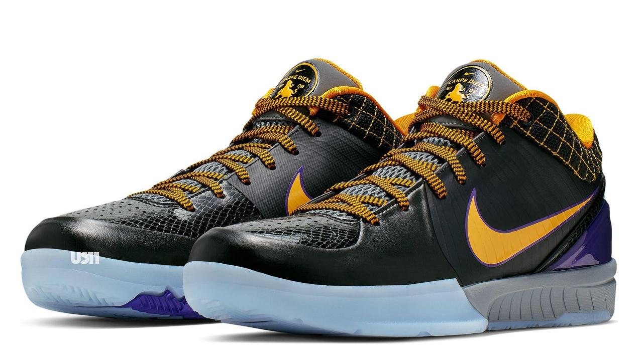 Nike Kobe 4 Protro 'Carpe Diem' Rumored
