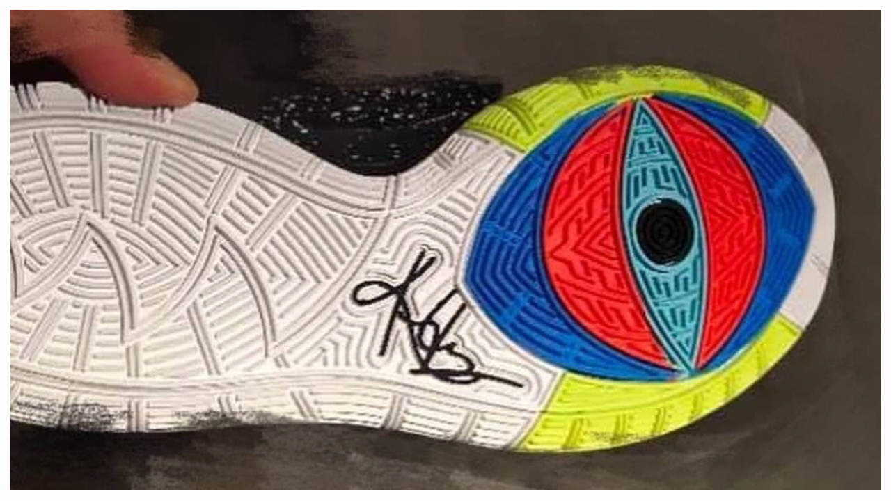 promo code a0706 a00d9 What's Rumored to be the Nike Kyrie 6 Leaks Online - WearTesters