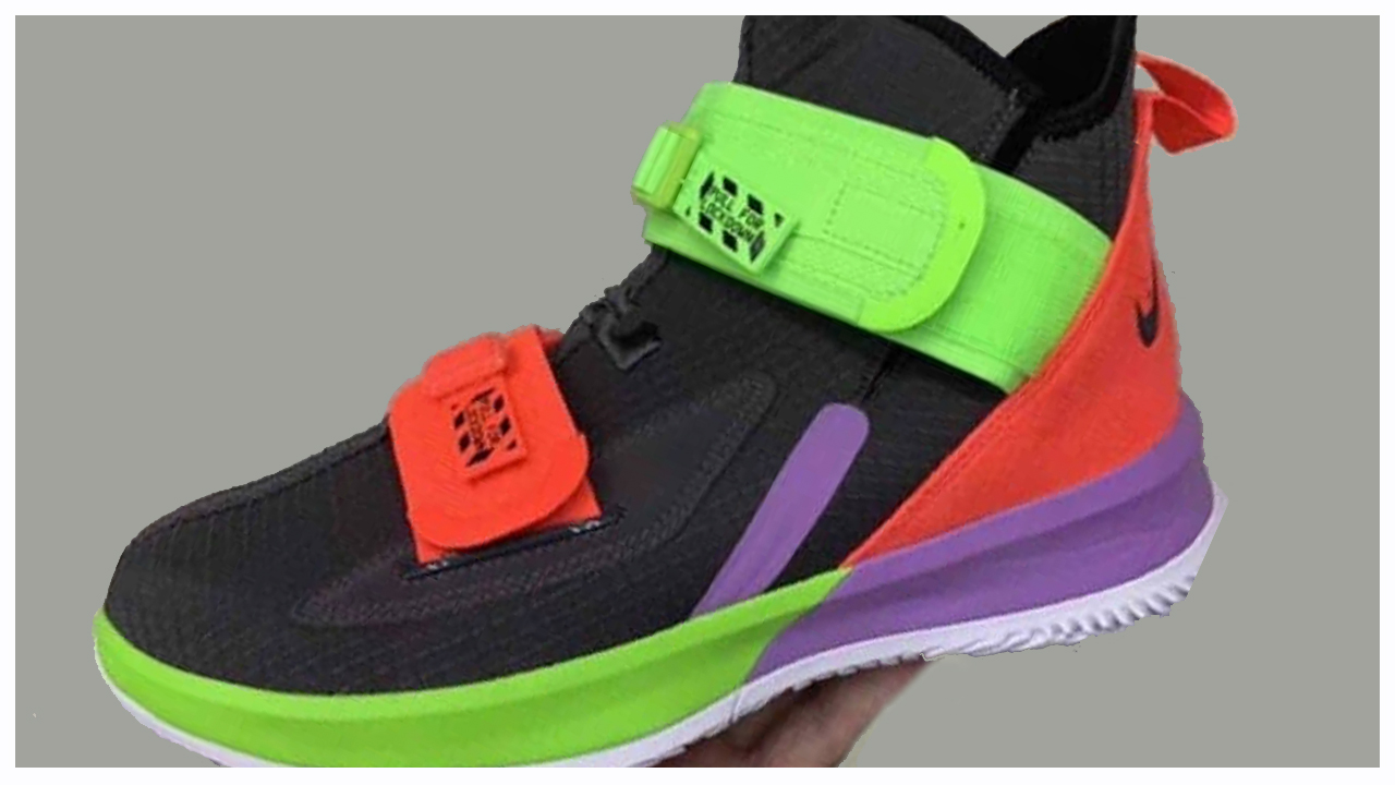 cheaper fd130 3a193 Our Best Look Yet at the Nike LeBron Soldier 13 - WearTesters