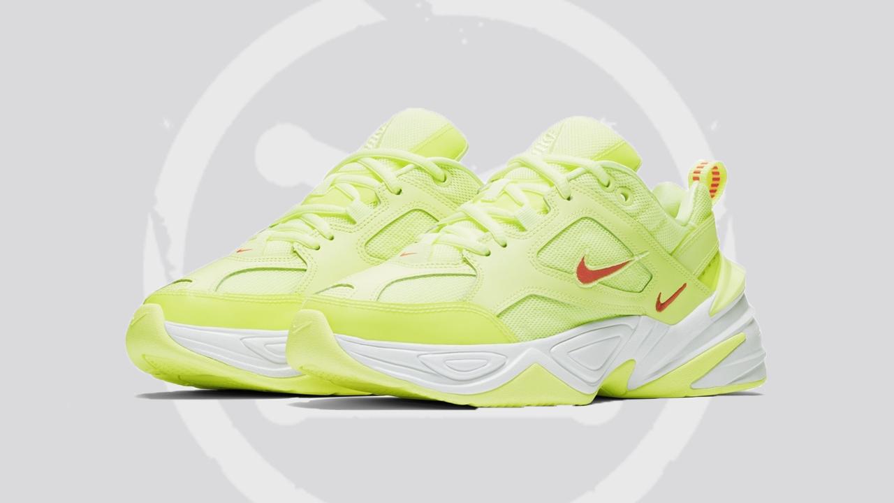 A 'Volt' Nike M2K Tekno Colorway Has