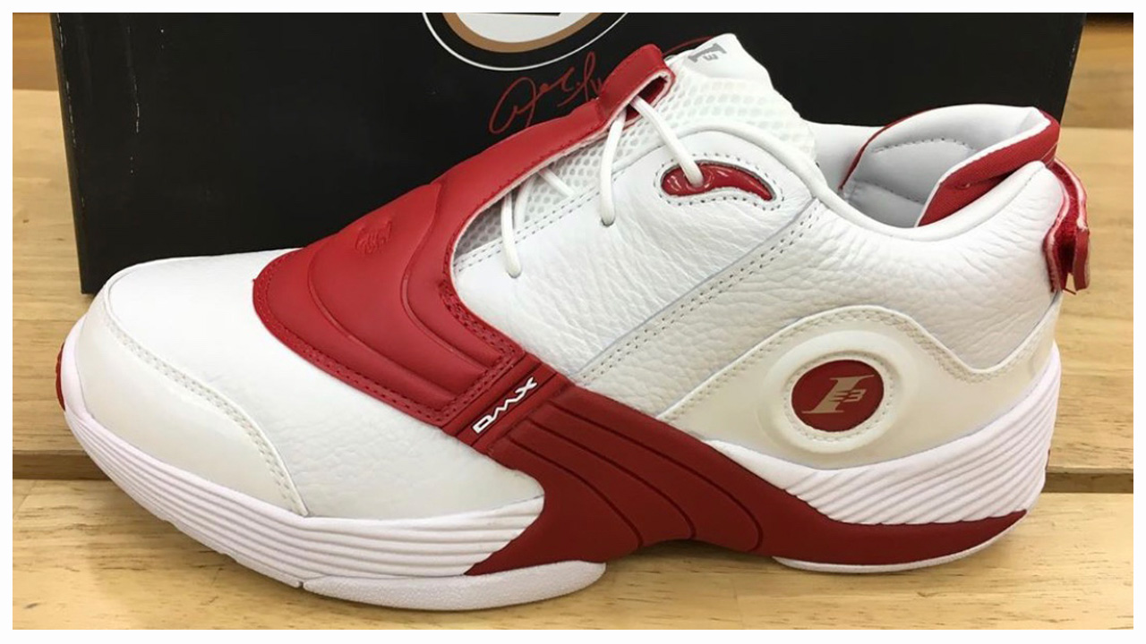 A First Look at the Reebok Answer 5 DMX Retro OG in White