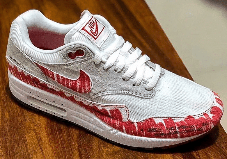 classic fit 1ee30 f0570 Tinker Hatfield-Inspired Nike Air Max 1 Spotted - WearTesters