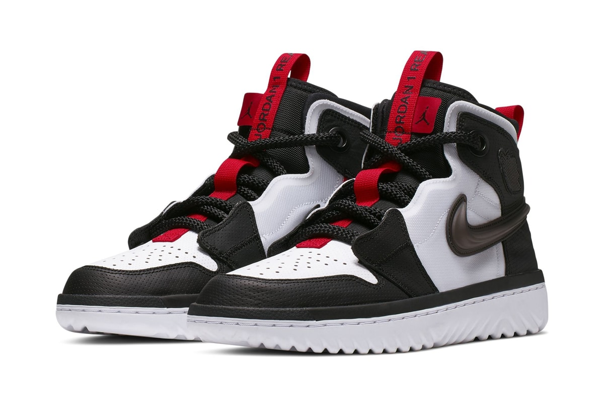 Weartesters High React The Available Now Is Jordan Air 1 jR43AL5