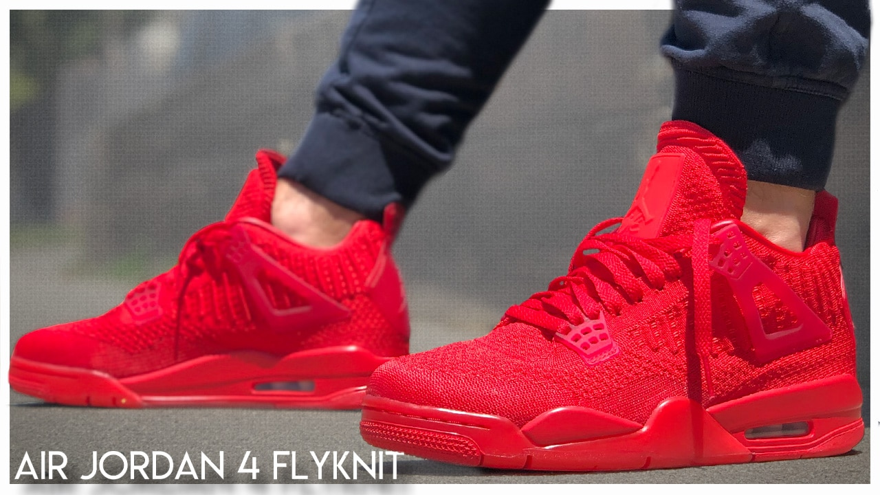 online store 10afc ec79d Air Jordan 4 Flyknit | Detailed Look and Review - WearTesters